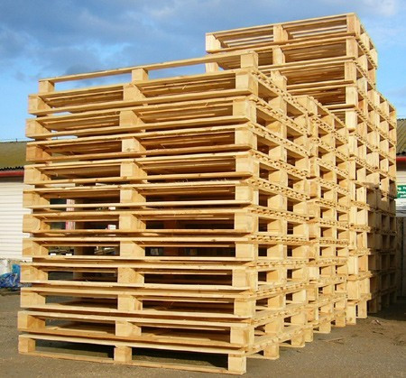 Custom-build pallets